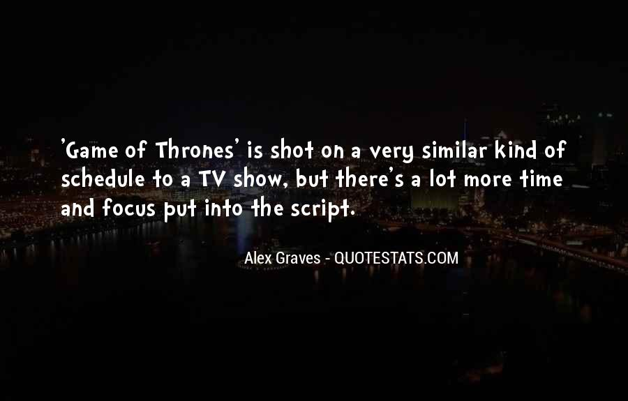 Alex Graves Quotes #1152909