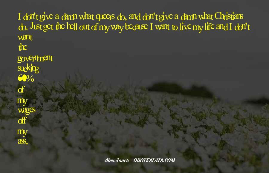 Alex Jones Quotes #1031752