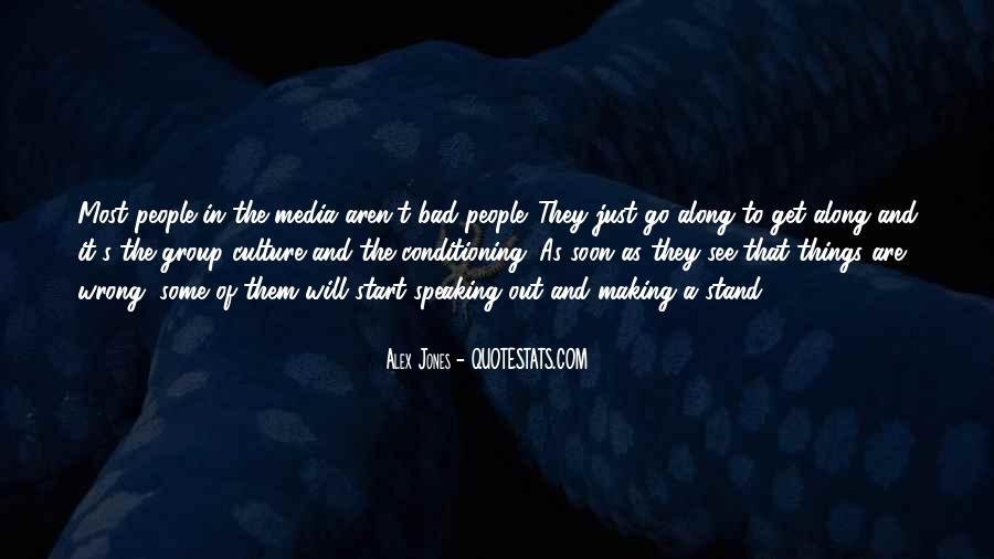 Alex Jones Quotes #1185689