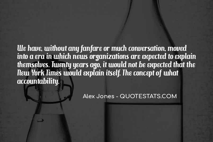 Alex Jones Quotes #262927