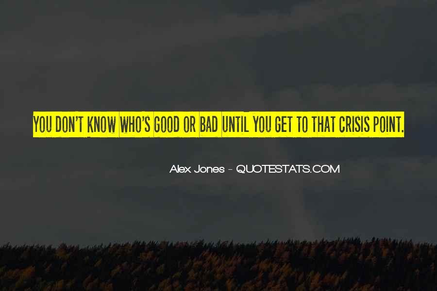 Alex Jones Quotes #478206