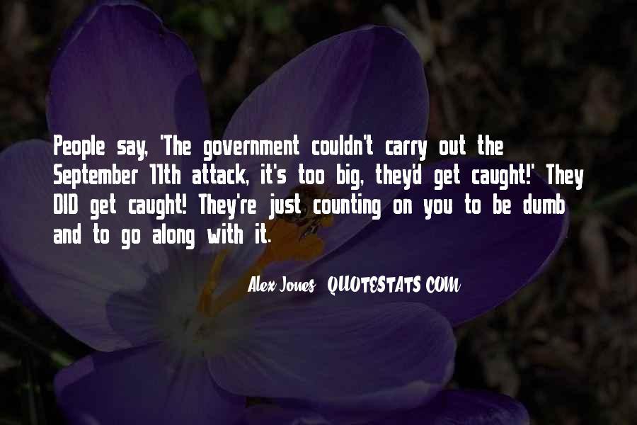 Alex Jones Quotes #501915
