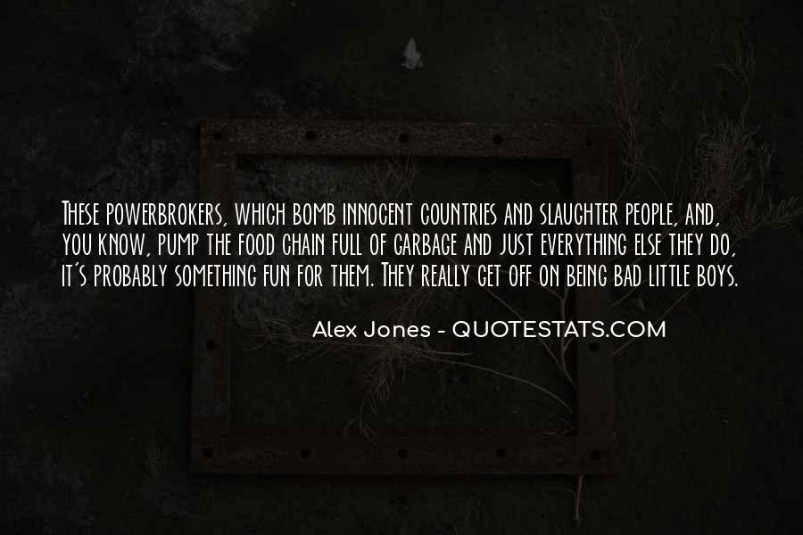 Alex Jones Quotes #587541