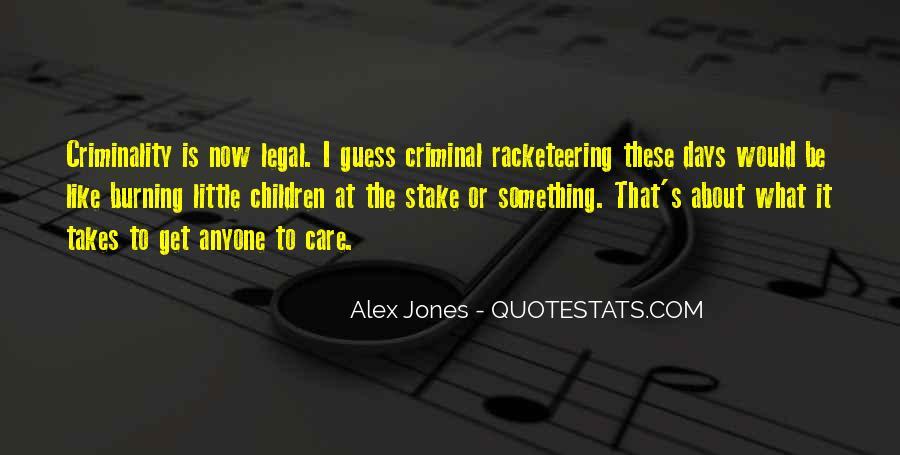 Alex Jones Quotes #615550