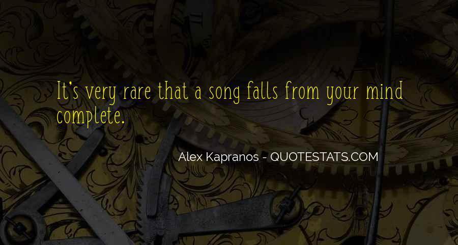 Alex Kapranos Quotes #1102656