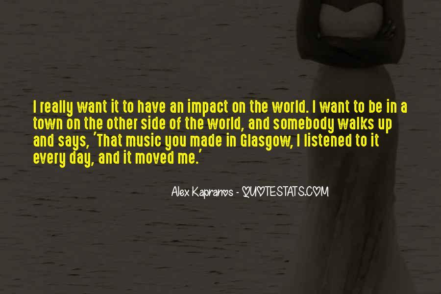 Alex Kapranos Quotes #1538886