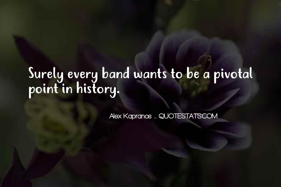 Alex Kapranos Quotes #390245