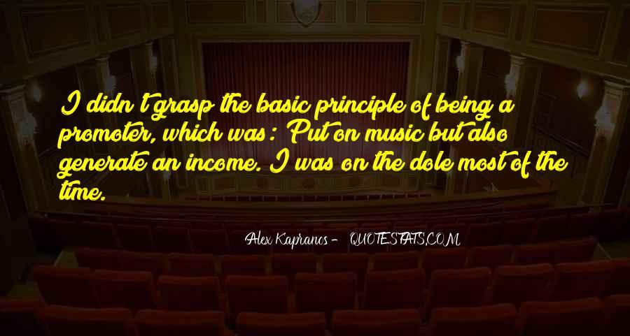 Alex Kapranos Quotes #428206