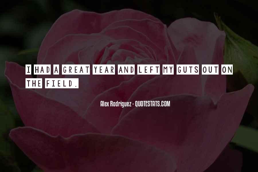 Alex Rodriguez Quotes #1209354