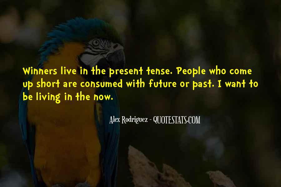 Alex Rodriguez Quotes #1285265