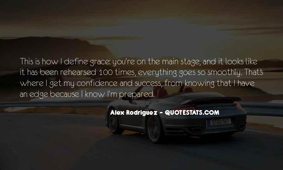 Alex Rodriguez Quotes #1413466