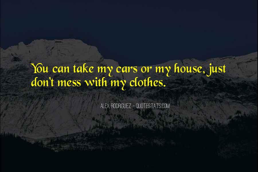 Alex Rodriguez Quotes #1587467