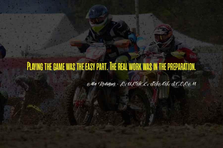 Alex Rodriguez Quotes #1606653