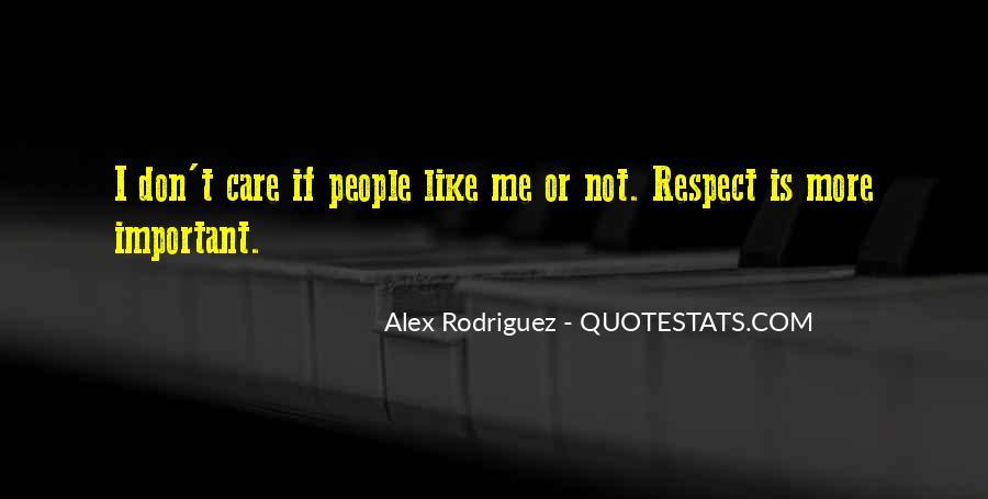 Alex Rodriguez Quotes #299779