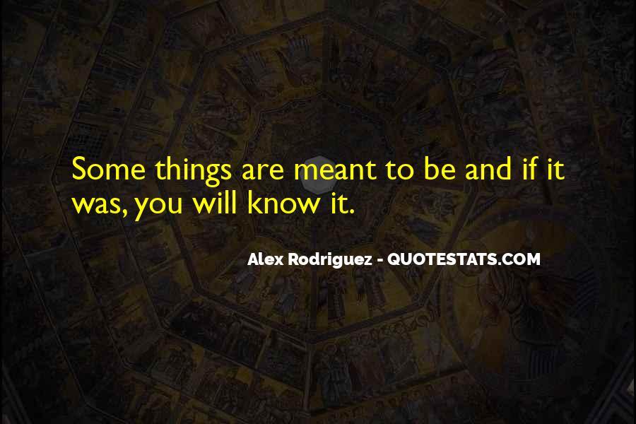 Alex Rodriguez Quotes #59007