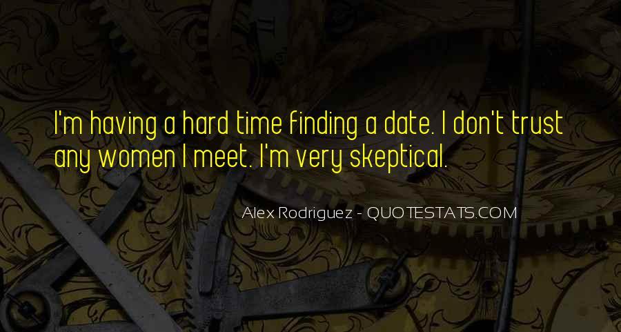 Alex Rodriguez Quotes #743615