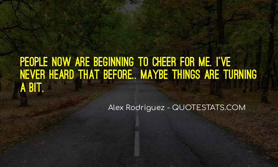 Alex Rodriguez Quotes #8851