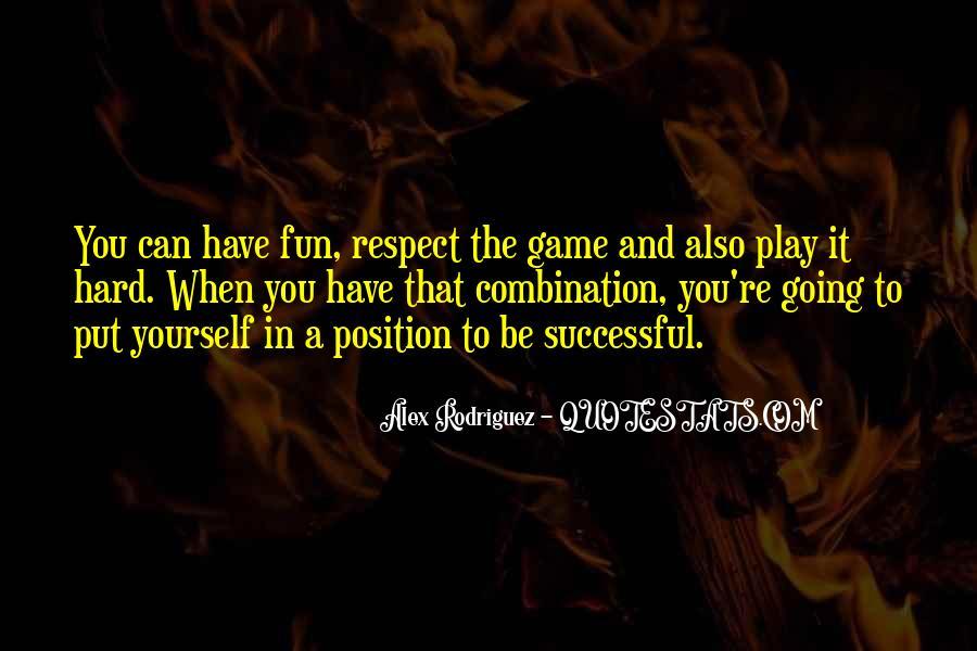 Alex Rodriguez Quotes #894633