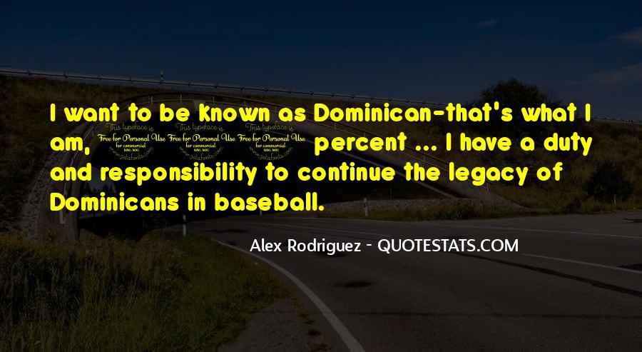 Alex Rodriguez Quotes #937083