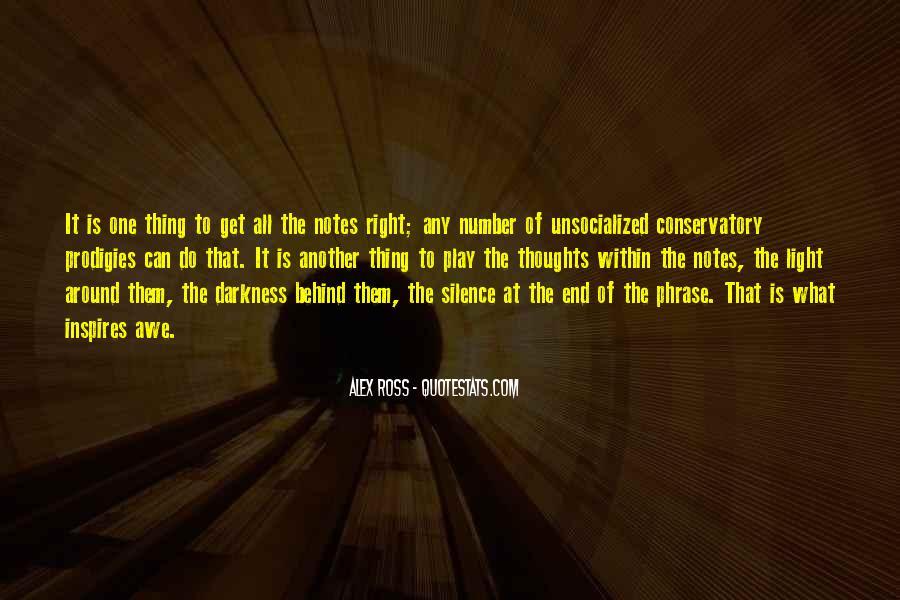 Alex Ross Quotes #1454027