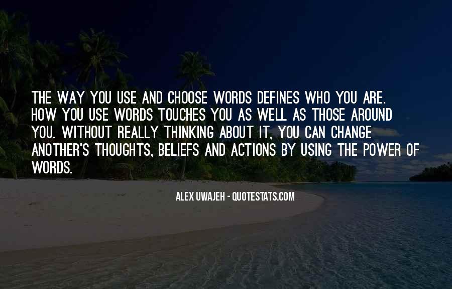 Alex Uwajeh Quotes #1444700