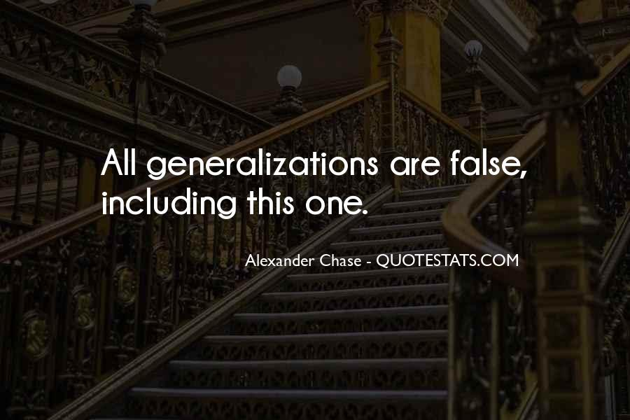 Alexander Chase Quotes #1530960