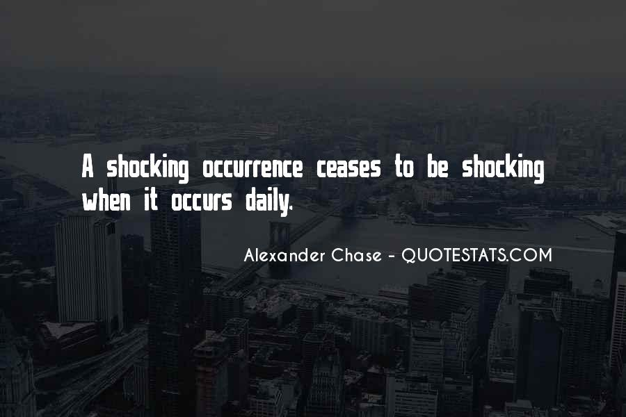 Alexander Chase Quotes #292310