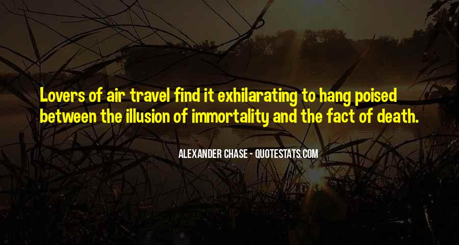 Alexander Chase Quotes #970343