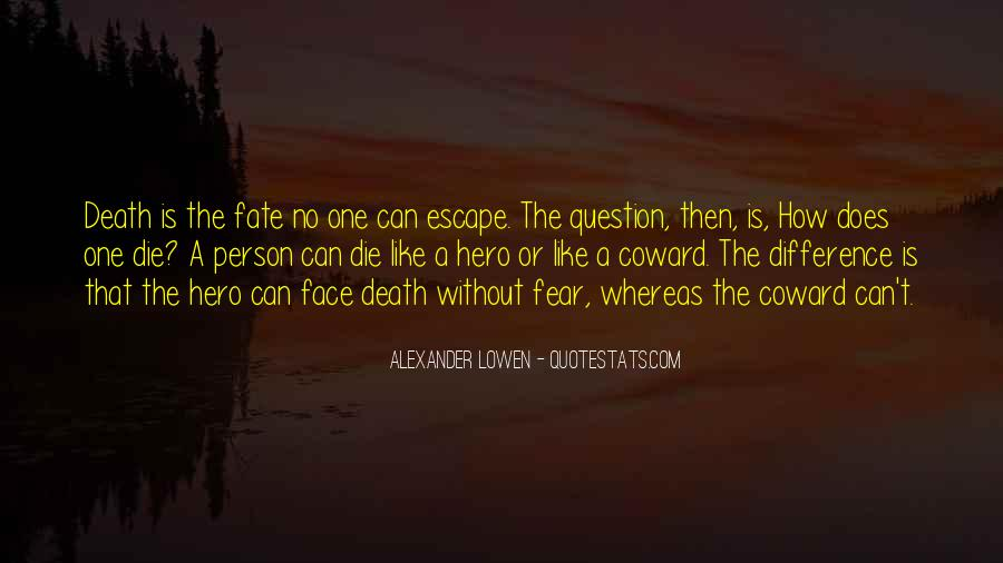 Alexander Lowen Quotes #1075767