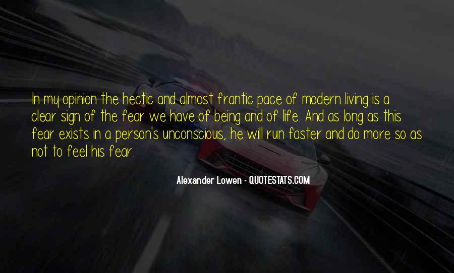 Alexander Lowen Quotes #1248799