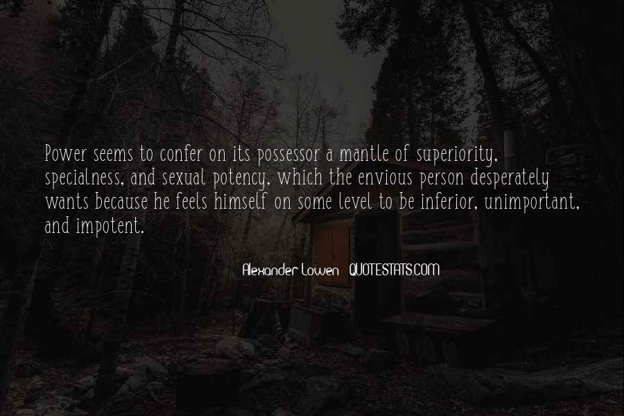 Alexander Lowen Quotes #1375018