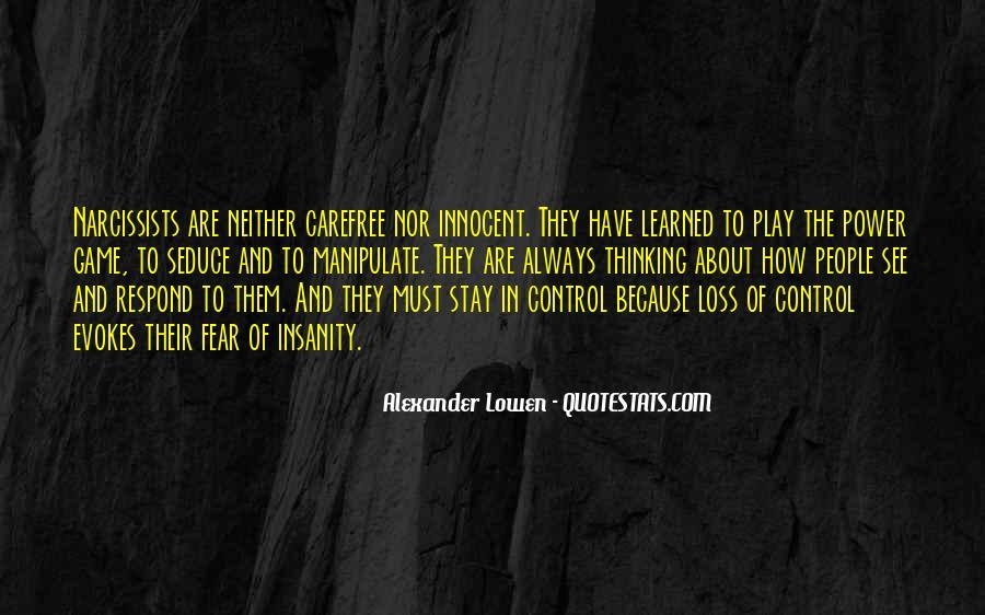 Alexander Lowen Quotes #158593