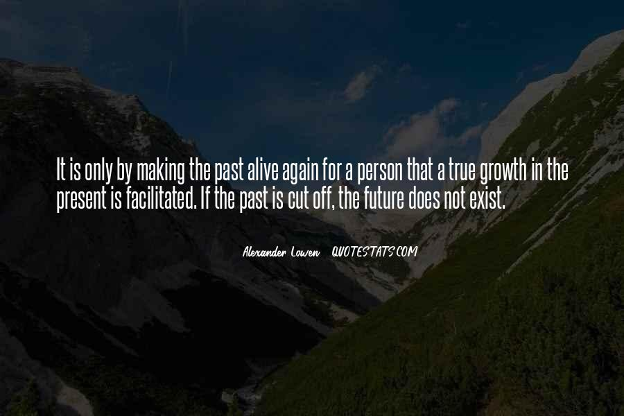 Alexander Lowen Quotes #199572