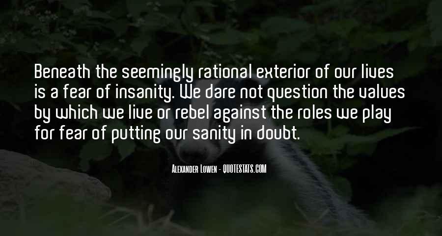 Alexander Lowen Quotes #289098