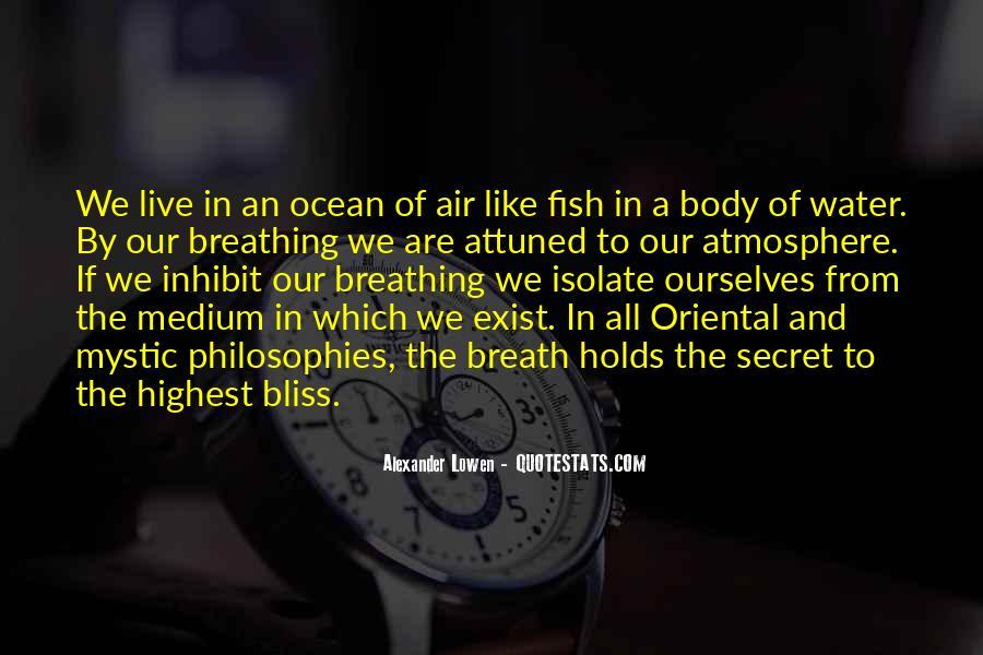 Alexander Lowen Quotes #420205