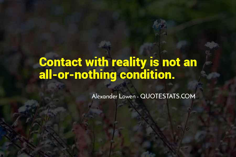 Alexander Lowen Quotes #655131
