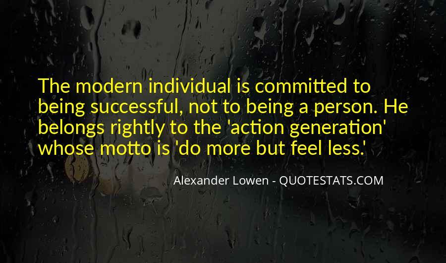 Alexander Lowen Quotes #769017