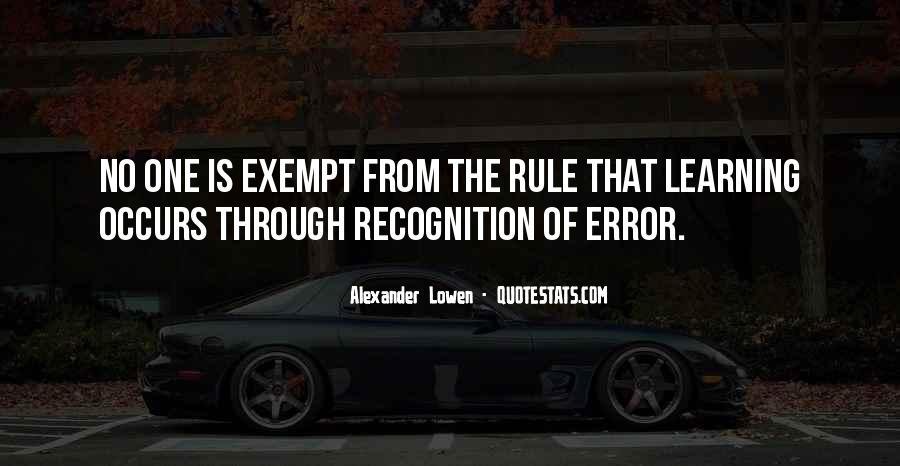 Alexander Lowen Quotes #946558