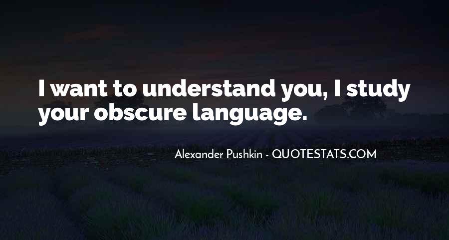 Alexander Pushkin Quotes #1000257