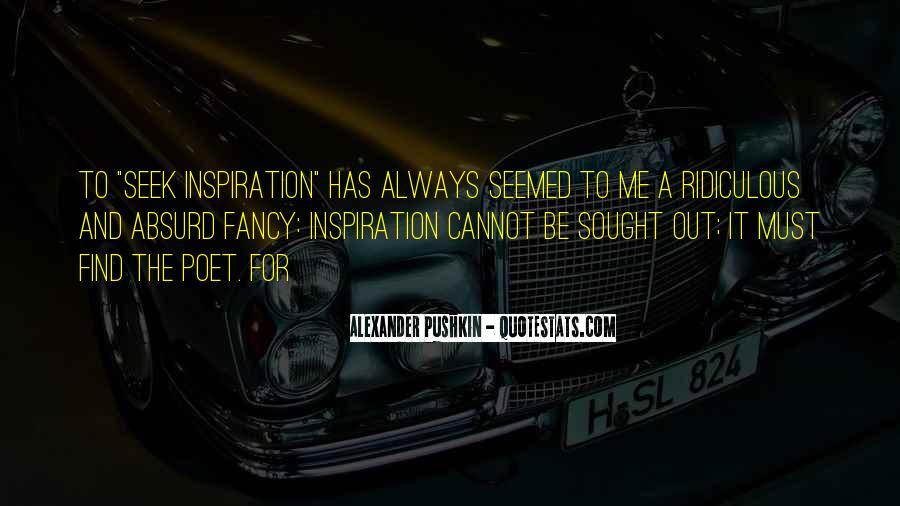 Alexander Pushkin Quotes #1041376