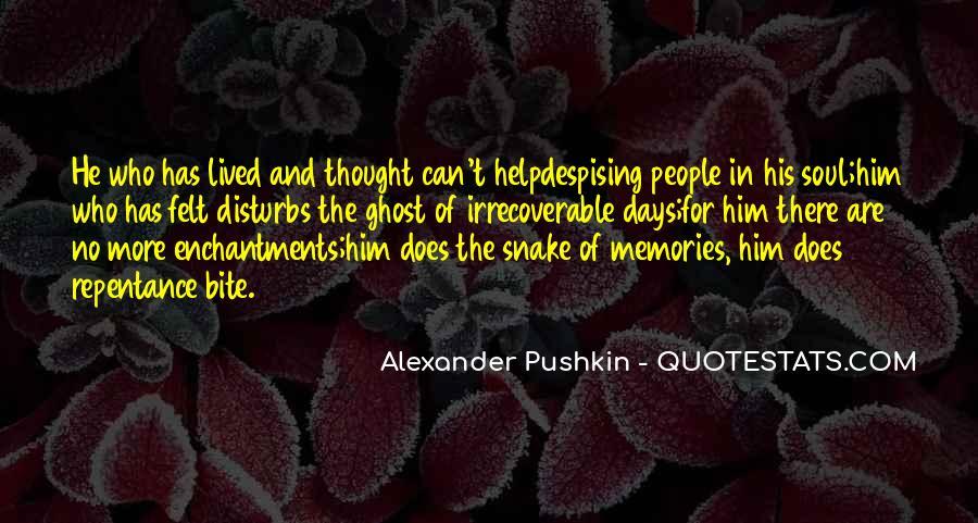 Alexander Pushkin Quotes #117958
