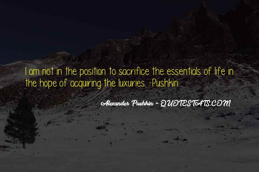 Alexander Pushkin Quotes #139906