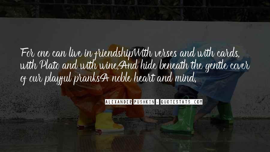 Alexander Pushkin Quotes #1484949