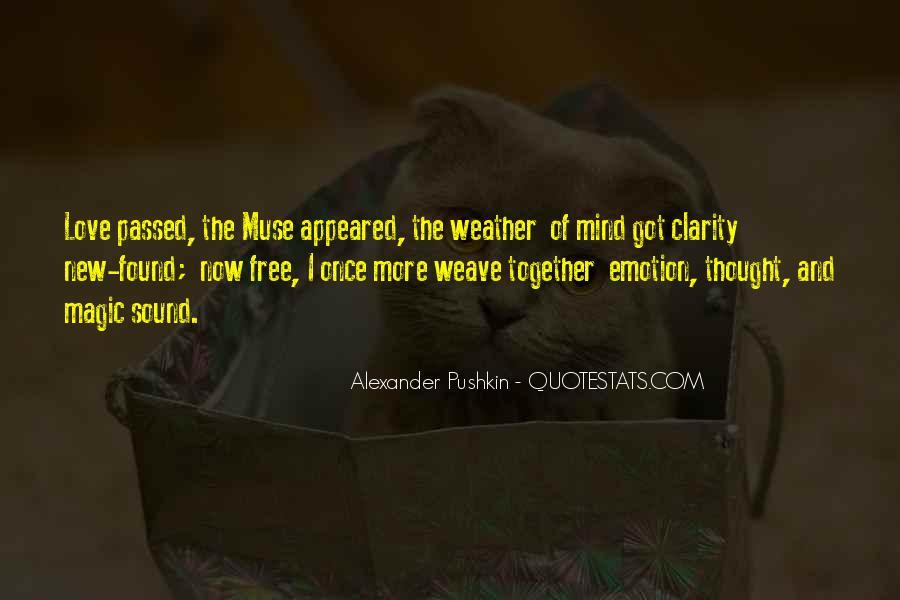 Alexander Pushkin Quotes #1652888