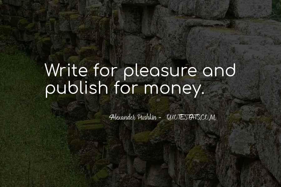 Alexander Pushkin Quotes #246975