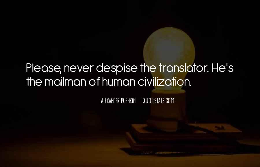 Alexander Pushkin Quotes #428507