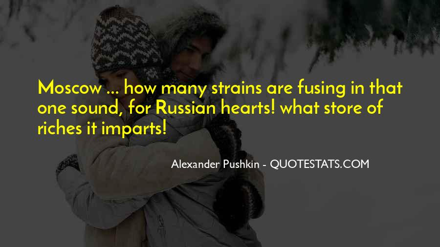 Alexander Pushkin Quotes #432860