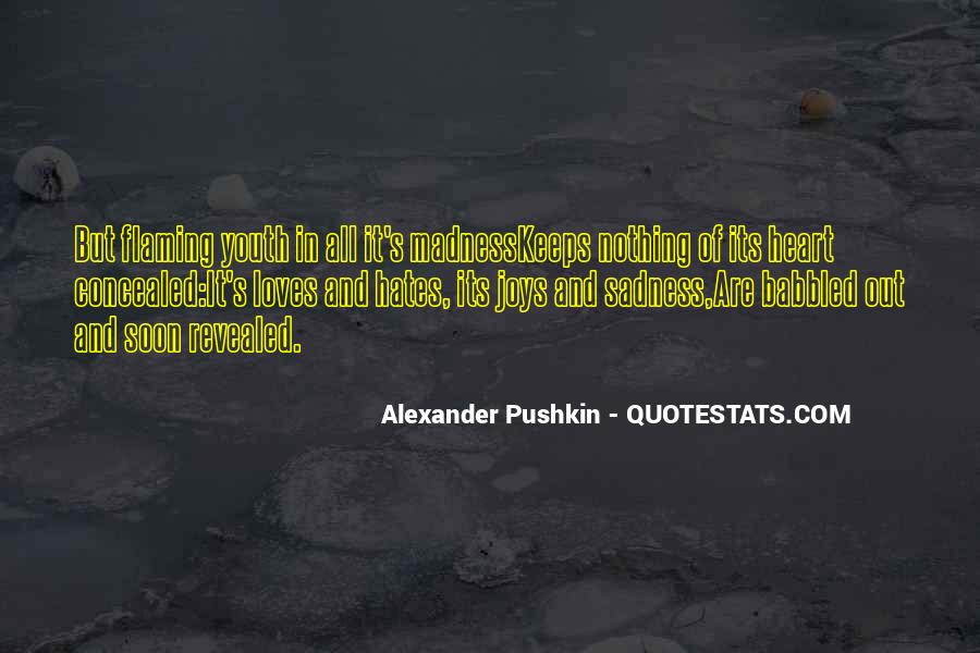Alexander Pushkin Quotes #594574
