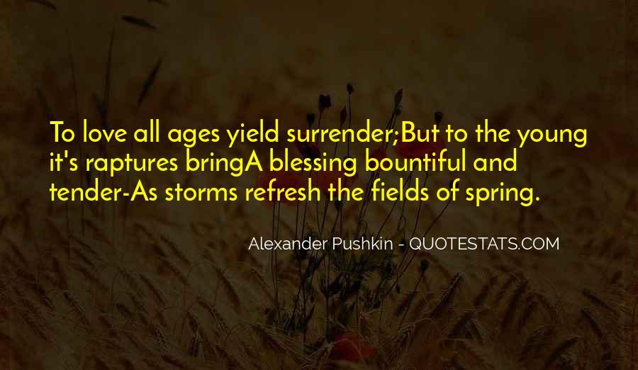 Alexander Pushkin Quotes #696148