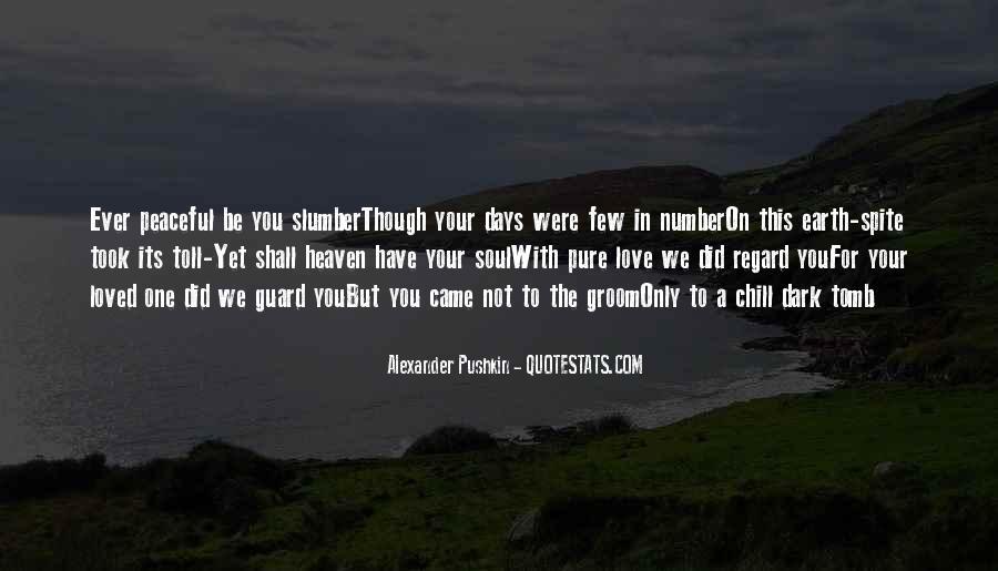 Alexander Pushkin Quotes #723903